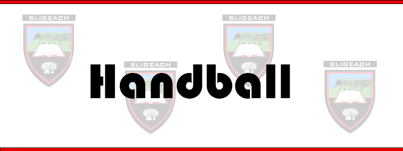Collooney Handball Club  notes