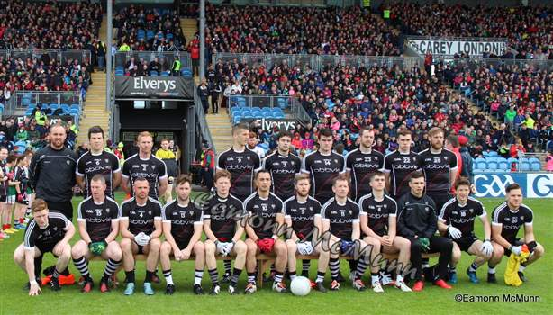 Sligo Team v Mayo