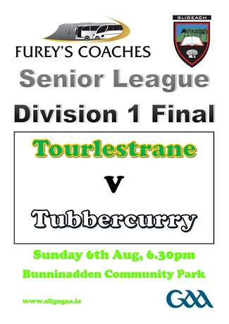 Fureys Coaches Division 1 Final