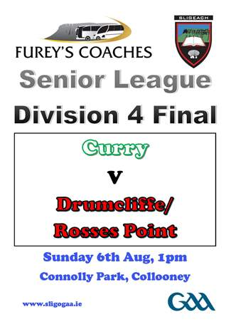 Fureys Coaches Division 4 Final