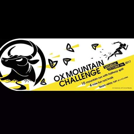 Ox Mountain Challenge Sat Oct 7th
