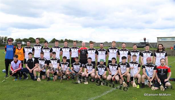 Nicky Rackard Squad v Louth May 2019