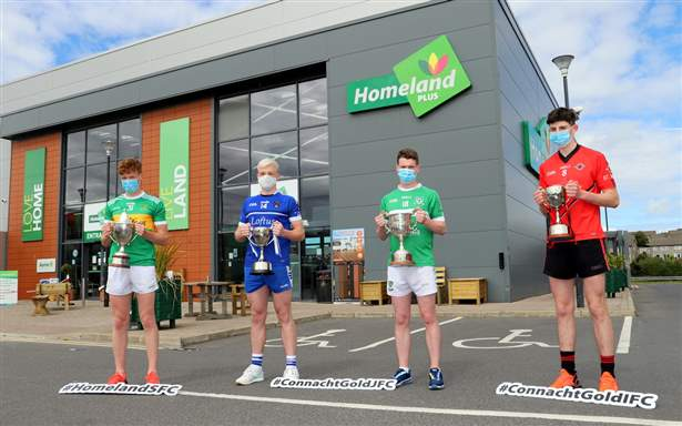 Homeland & Connacht Gold Sponsor Club Championship