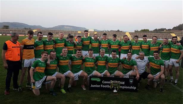 Connacht Gold JFC A Champions - Tourlestrane